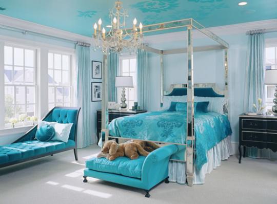 Дизайн узкой спальни 3 на 5