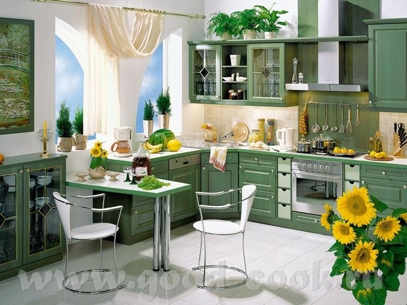Идеи интерьера для кухни фото