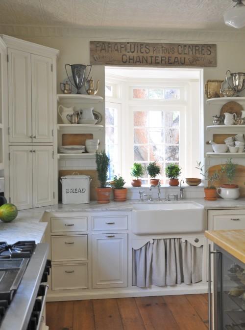 Интерьер на кухне своими руками фото