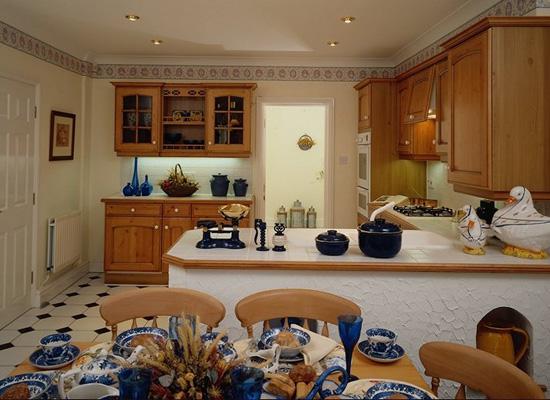 Кухня своими руками интерьер