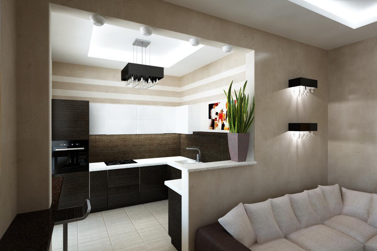 Хрущёвка 2 комнатная фото дизайн