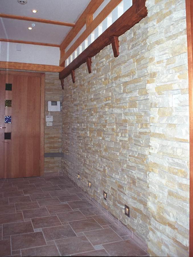 Дизайн большого коридора в квартире фото